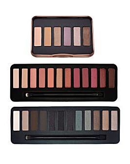 W7 The Glam Box Eyeshadow Set