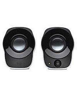 Z120 2.0 Speakers