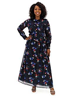 Lovedrobe Floral Embellished Dress
