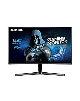 Samsung QHD Curved Gaming Monitor