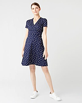 Hobbs Darcie Knitted Dress