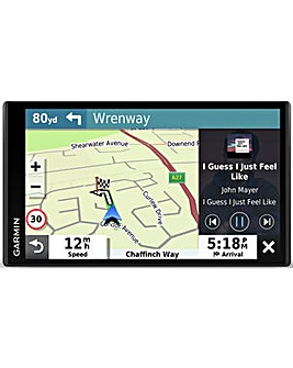 Garmin Sat Nav with EU Maps & Alexa