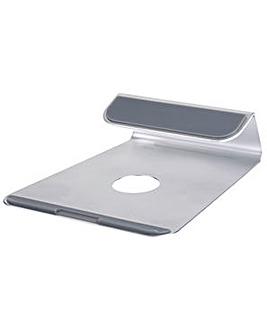ProperAV Deluxe Aluminum Laptop Stand