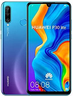 Huawei P30 Lite 256GB - Blue