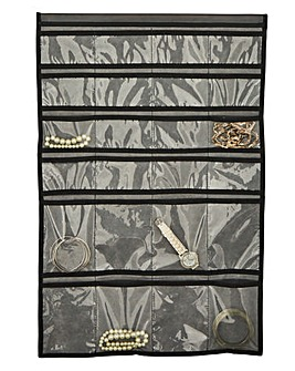 Double-sided Jewellery Organiser