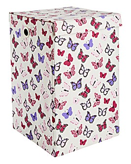 Butterflies Foldable Laundry Basket