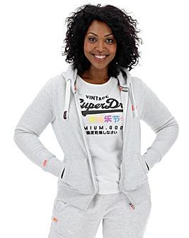 Superdry Full Zip Loungwear Hoodie