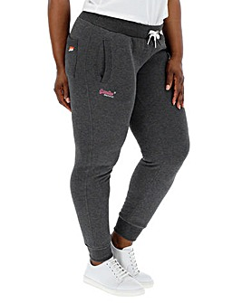 Superdry Grey Jogging Bottoms