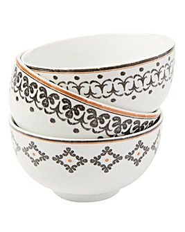 Portmeirion Arabian Lights S3 Dip Bowl