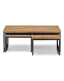 Camden Oak Nesting Coffee Table