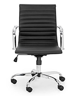 Joyce Faux Leather Office Chair