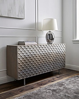 Marcello Ombre 3 Door Sideboard