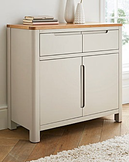 Logan Two-Tone 2 Door 2 Drawer Sideboard