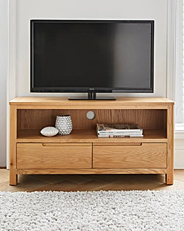 Logan Oak TV Unit