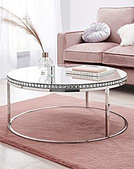 Marbella Mirrored Coffee Table