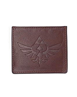 Legend of Zelda Faux Leather Card Wallet