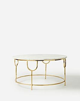 Sophia Marble Coffee Table