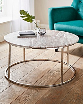 Fiorenza Marble Coffee Table