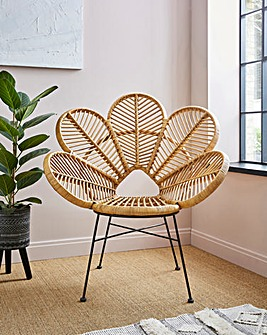 Flores Rattan Chair