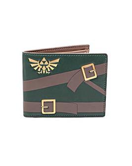 Legend of Zelda Link Outfit Wallet