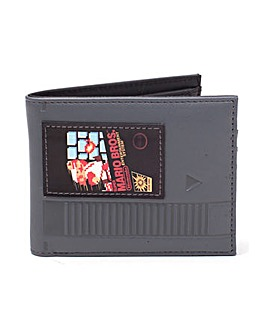 Super Mario Bros Cartridge Wallet