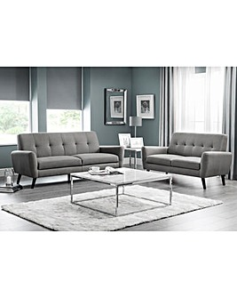 Monroe Compact 3 Seater Sofa