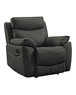 Marley Leather Recliner Chair