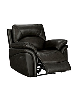 Warwick Luxury Leather Recliner Chair