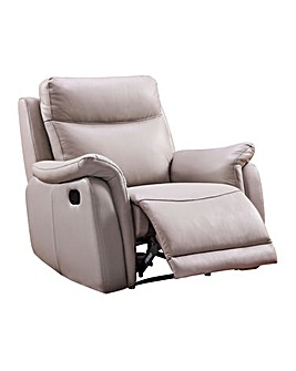 Falmouth Leather Recliner Chair
