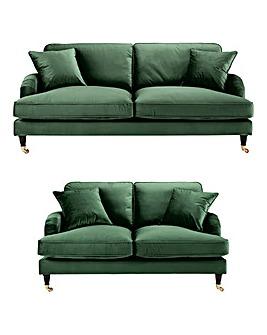 Ella 3 plus 2 Seater Sofa