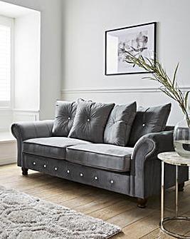 Evangeline 3 Seater Sofa