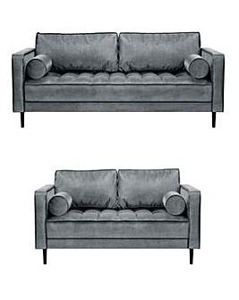 Malini 3 plus 2 Seater Sofa