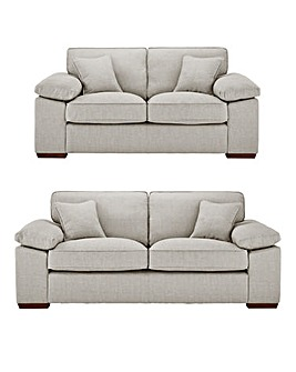 Spencer Standardback 3 plus 2 Seater Sofa