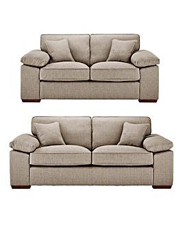 Spencer Standardback 3 plus 2 Seater Sofa