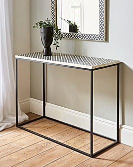 Aaliyah Console Table