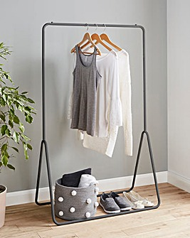 Metal Clothes Rail
