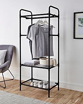 Bowen Tidy Rail with 2 shelves