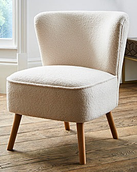 Elise Teddy Accent Chair