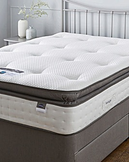 Silentnight Tranquility 1000 Pocket Geltex Pillowtop Mattress
