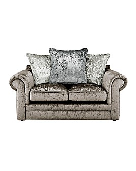 Nicolette Pillowback 2 Seater Sofa