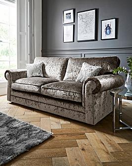 Nicolette Standardback 3 Seater Sofa