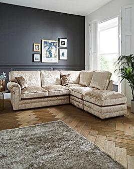 Nicolette Standardback Righthand Corner Chaise Sofa