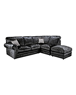 Nicolette Standardback Righthand Corner Chaise Sofa