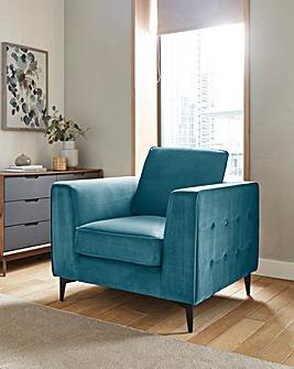 Alessia Velvet Chair