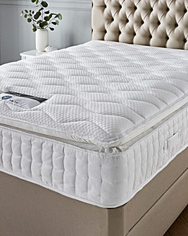 Silentnight 2000 Latex Mattress