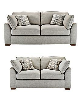 Ashton 3 Plus 2 Seater Sofa