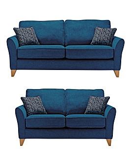 Piper 3 Plus 2 Seater Sofa