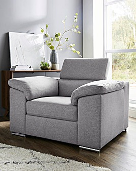 Ripley Chair with Adjustable Headrest