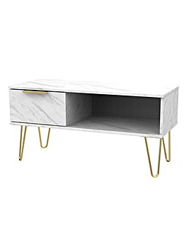 Monaco Assembled Storage Coffee Table