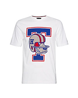 Tommy Hilfiger Baseball Dog T-Shirt